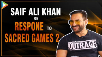 "Saif Ali Khan On Response To Sacred Games 2 ""I'm NOT As Happy As I Was With The…"""
