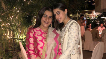 Sara Ali Khan reveals a heart-warming detail about Amrita Singh's reaction on Saif Ali Khan and Kareena Kapoor Khan's wedding