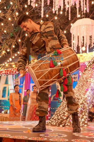 Movie Stills Of The Movie Satellite Shankar