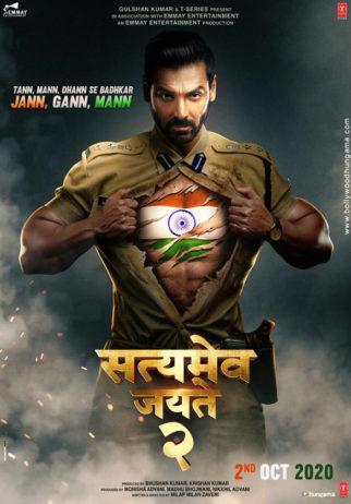 First Look Of The Movie Satyameva Jayate 2