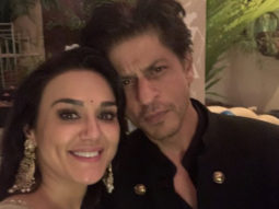 Shah Rukh Khan and Preity Zinta reunite for Diwali giving us MAJOR Veer Zara feels!