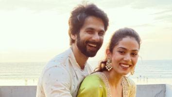 Shahid Kapoor and Mira Kapoor's Diwali was indeed a happy one!