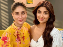 Shilpa Shetty joins Kareena Kapoor Khan on the second season of What Women Want