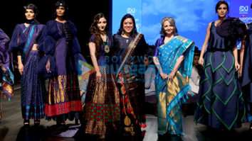 Photos: Soha Ali Khan, Sharmila Tagore and others walks the ramp at the Lotus Makeup India Fashion Week 2019