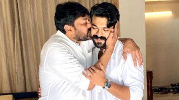 Sye Raa Narasimha Reddy: Ram Charan shares endearing post for his father Chiranjeevi