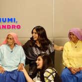 Taapsee & Bhumi On Chandro & Prakashi's INSPIRING Life & FUNNY Moment On Sets Saand Ki Aankh