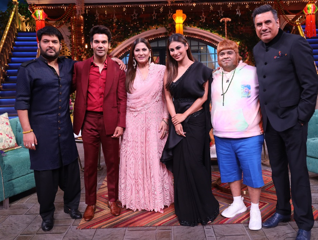 The Kapil Sharma Show: Rajkummar Rao confesses he is afraid of dark, Boman Irani says he is an emotional man