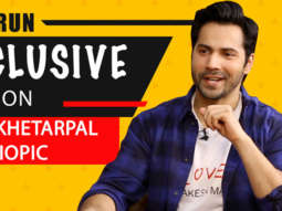 """Varun Dhawan EXCLUSIVE on Arun Khetarpal Biopic """"This is the MOST IMPORTANT film of my career"""""""