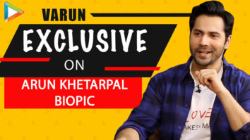 "Varun Dhawan EXCLUSIVE on Arun Khetarpal Biopic ""This is the MOST IMPORTANT film of my career"""