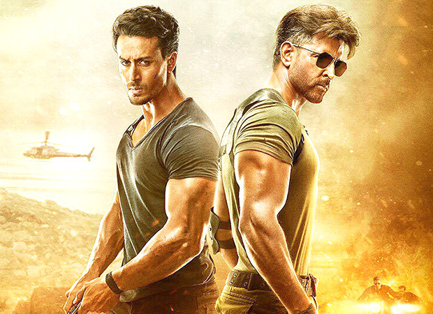 War Box Office Collections The Hrithik Roshan and Tiger Shroff starrer has decent collections on Wednesday, is aiming at Rs. 320 crores lifetime