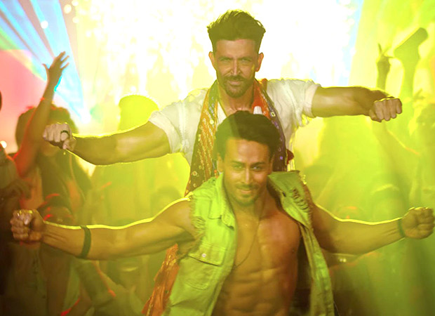 Hrithik Roshan - Tiger Shroff starrer War likely to end Day 1 with approx. Rs. 48 cr.
