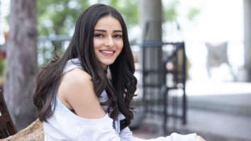 """""""We were there for 2 months and it felt like home"""" - Ananya Panday on shooting in Lucknow for Pati Patni Aur Woh"""