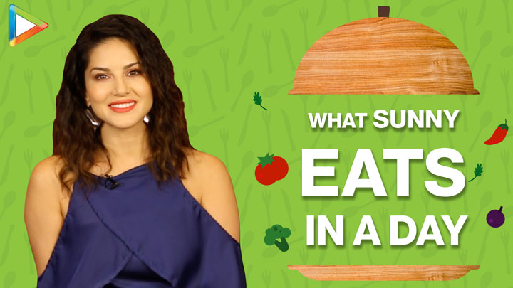 What I Eat In A Day With Sunny Leone Secret Of Her Amazing Fitness Bollywood Hungama