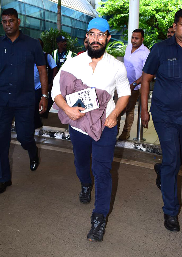 Aamir Khan's current read is the one all the Urdu lovers need to add to their list!