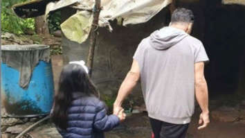 Akshay Kumar and daughter Nitara's morning walk turned into a life lesson. Here's how