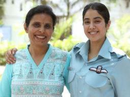 Janhvi Kapoor wraps up Gunjan Saxena: The Kargil Girl with an emotional scene