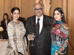 Janhvi Kapoor shares a beautiful throwback photo of parents Sridevi and Boney Kapoor, see here
