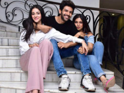 Kartik Pati Patni Aur Woh stars Kartik, Bhumi and Ananya to walk the ramp for Abu Jani-Sandeep KhoslaTo Walk The Ramp With Bhumi And Ananya For Abu-Sandeep Khosla Tonight!