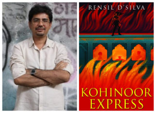 Rang De Basanti and 24 writer Rensil D'Silva's debut novel KOHINOOR EXPRESS to reveal SECRETS about the coveted diamond