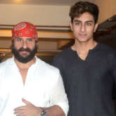 Here's what Ibrahim Ali Khan has to say about his uncanny resemblance with Saif Ali Khan