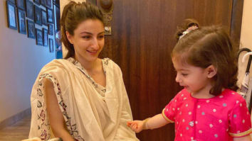 Soha Ali Khan and Kunal Kemmu's daughter Inaaya dresses up as a 'friendly' witch and it's adorable!