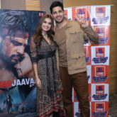 Marjaavaan promotions: Sidharth Malhotra and Tara Sutaria give up to the Garba fever in Ahmedabad