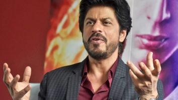Shah Rukh Khan: I found myself ugly the first time I saw myself on the big screen