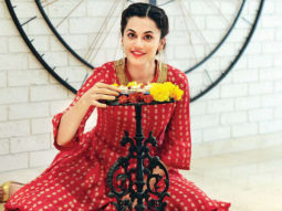 Taapsee Pannu talks about the incident that made her stop bursting crackers