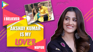 """Akshay Kumar CRIED, I got GOOSEBUMPS"" Nupur Sanon Filhall B Praak Jaani Heartbreak Emotions"
