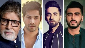 26/11 Mumbai Terror Attacks: Amitabh Bachchan, Varun Dhawan, Ayushmann Khurrana, Arjun Kapoor and others pay tribute to martyrs and fallen heroes
