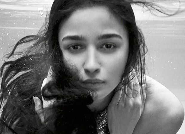 Alia Bhatt embraces her inner mermaid with this underwater cover shoot for Vogue India!