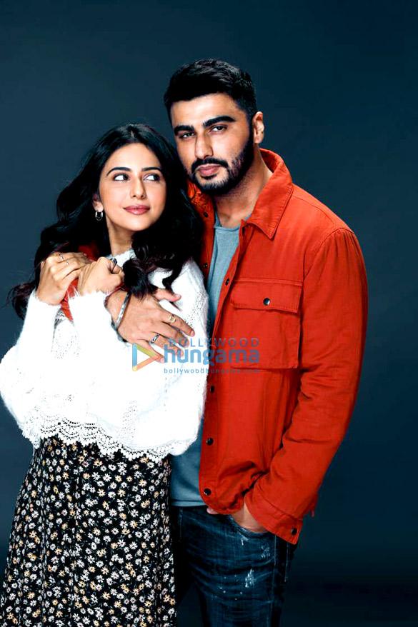 Arjun Kapoor and Rakul Preet Singh's Next