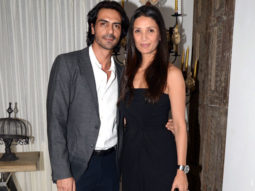 Arjun Rampal and Mehr Jesia were granted divorce on Tuesday, the actor refused to speak about it