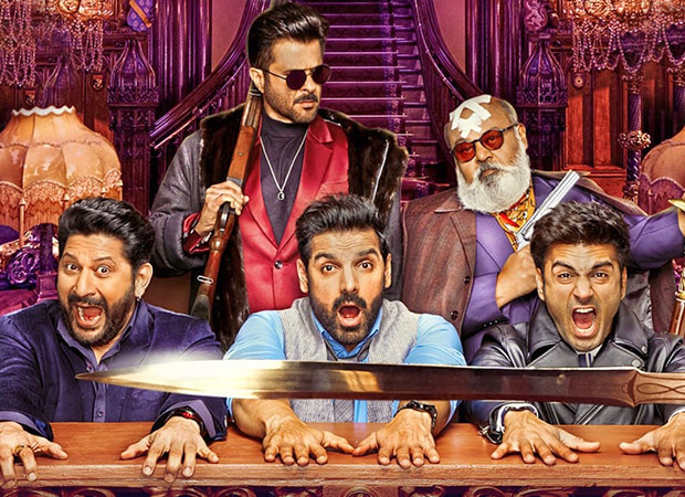 BO update: Pagalpanti opens on an average note
