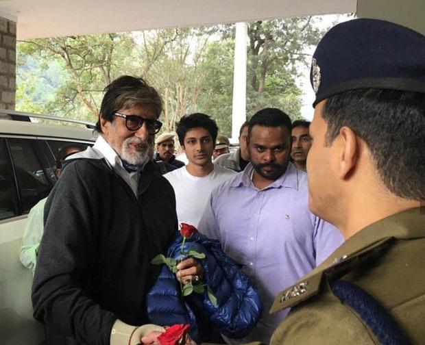Brahmastra: Amitabh Bachchan joins Alia Bhatt and Ranbir Kapoor in Manali
