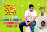 CAN'T STOP LAUGHING John Abraham & Anil Kapoor's Pagalpanti PRANK on Pulkit Samrat Urvashi Kriti
