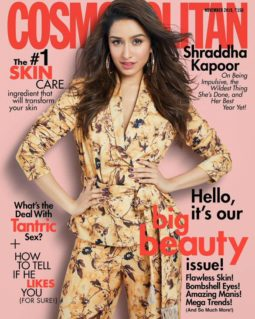Diana Penty On The Covers Of Cosmopolitan