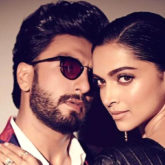 Deepika Padukone posts pictures in a ravishing red outfit and Ranveer Singh has fallen in love with her all over again