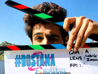 On The Sets Of The Movie Dostana 2