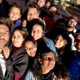 Dostana 2: Kartik Aaryan and Janhvi Kapoor wrap up Punjab schedule, play charades in flight
