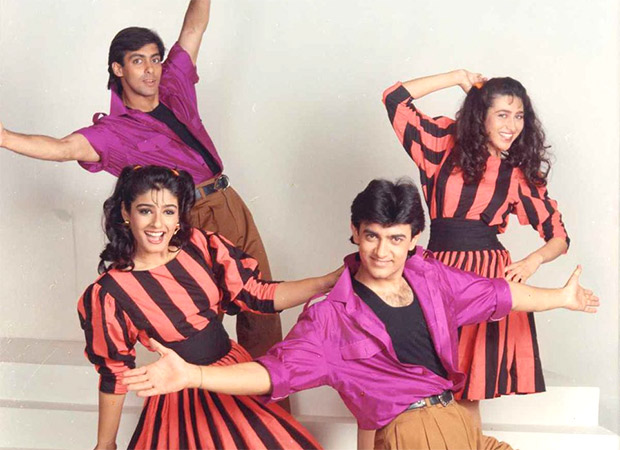 Raveena Tandon reveals that the cast of Andaz Apna Apna were not on talking terms with each other while filming