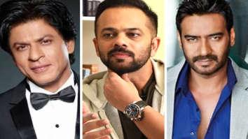 Rohit Shetty speaks about Ajay Devgn and Shah Rukh Khan's similar work pattern