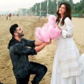 Arjun Kapoor and Kriti Sanon engage in their version of candy crush