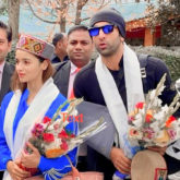Brahmastra: Locals greet Ranbir Kapoor and Alia Bhatt with a warm welcome in Manali