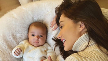 Amy Jackson shares an adorable photo with son Andreas, calls him the 'light' of her life