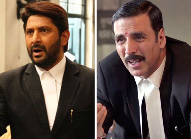 Watch: Arshad Warsi talks about co-starring in Jolly LLB 3 with Akshay Kumar