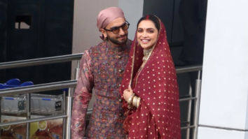 Happy Anniversary DeepVeer Deepika Padukone and Ranveee Singh look regal in stunning Sabyasachi outfits