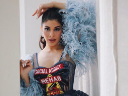 Jacqueline Fernandez looks breathtakingly stunning as she decides what to wear for the Katy Perry concert!