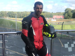 John Abraham introduces his SUPER BIKES to the world and our jaws are on the floor!