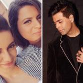Kangana Ranaut's sister Rangoli Chandel accuses Karan Johar of sexing up invaders